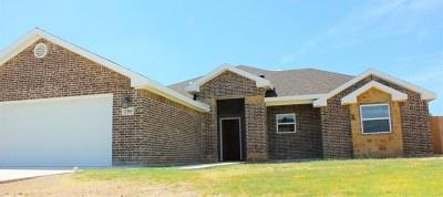 San Angelo Single Family Home For Sale: 2309 Cheyenne Trail