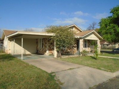 San Angelo TX Rental For Rent: $1,100