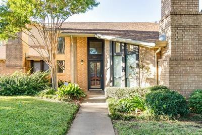 College Hills, College Hills South Single Family Home For Sale: 3907 Parkwood Dr