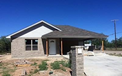 San Angelo Single Family Home For Sale: 1940 Magnolia Dr