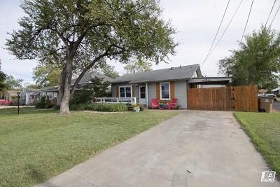 San Angelo Single Family Home For Sale: 1913 Colorado Ave