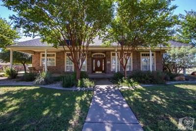 Country Club Lake Estates Single Family Home For Sale: 1465 Gleneagles Dr