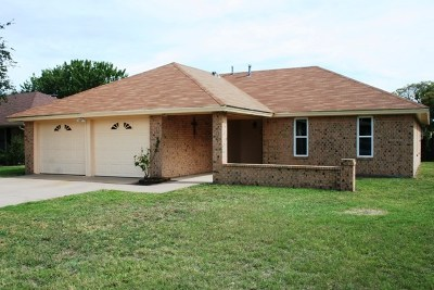 San Angelo Single Family Home For Sale: 1220 Gregory Dr