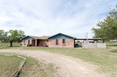 San Angelo Single Family Home For Sale: 10425 Cardinal St