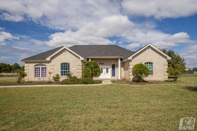San Angelo Single Family Home For Sale: 1530 Butler Dr