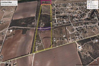 San Angelo Residential Lots & Land For Sale: 2762 Country Club Rd