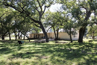 Single Family Home For Sale: 14309 Fm 2335