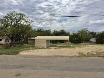 San Angelo Residential Lots & Land For Sale: N Magdalen St