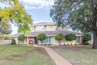 San Angelo Single Family Home For Sale: 5245 N Bentwood Dr