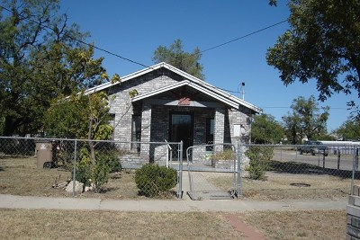 San Angelo Single Family Home For Sale: 104 W 22nd St