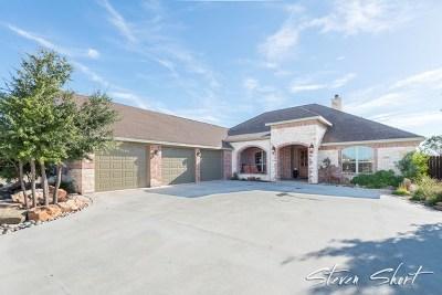 San Angelo Single Family Home For Sale: 6210 Hallye Court