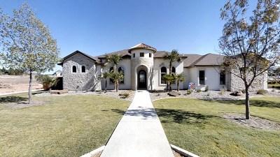 San Angelo Single Family Home For Sale: 802 Ashford Dr