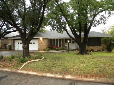 College Hills, College Hills South Single Family Home For Sale: 3826 Driftwood Dr