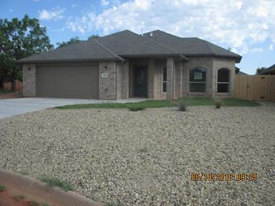 San Angelo Condo/Townhouse For Sale: 5916 Southampton Place