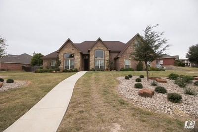 Bluffs Single Family Home For Sale: 1009 Ashford Dr