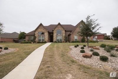 San Angelo Single Family Home For Sale: 1009 Ashford Dr