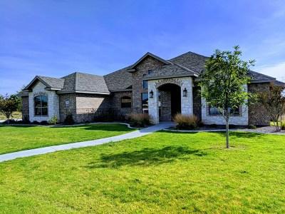 San Angelo Single Family Home For Sale: 4706 Shadow Creek