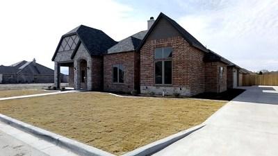 San Angelo Single Family Home For Sale: 4749 Shadow Creek