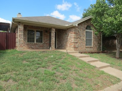 San Angelo TX Rental For Rent: $1,500