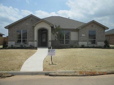 San Angelo TX Single Family Home For Sale: $280,500