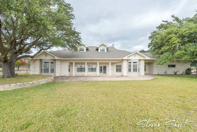 Christoval Single Family Home For Sale: 3513 Fm 2084