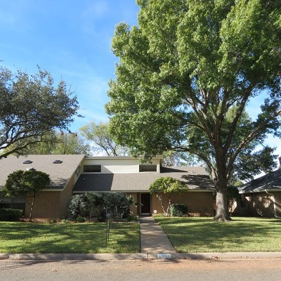 Bentwood Country Club Est Single Family Home For Sale: 5217 Beverly Dr