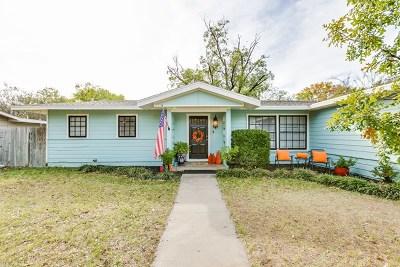 San Angelo Single Family Home For Sale: 2609 Dena Dr