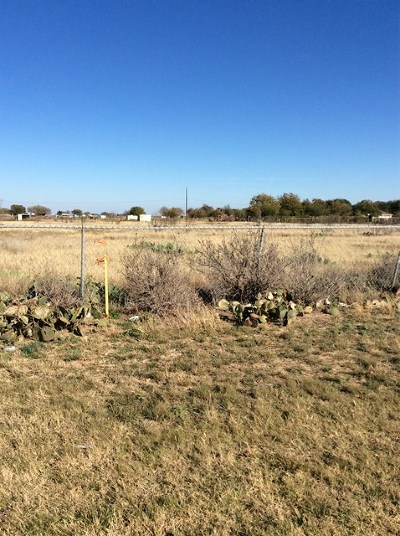 San Angelo Residential Lots & Land For Sale: 4566 S Chadbourne St