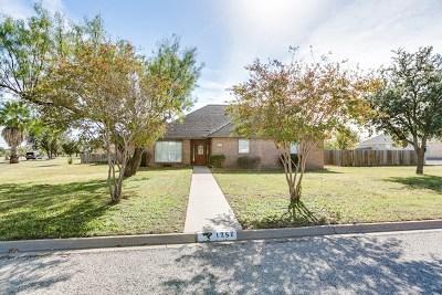 Country Club Lake Estates Single Family Home For Sale: 1257 Gleneagles Dr