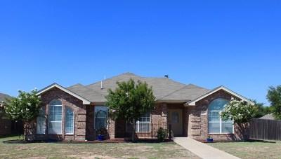 San Angelo Rental For Rent: 3602 Dominion Ridge