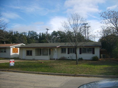 San Angelo Rental For Rent: 2506 Tulane St