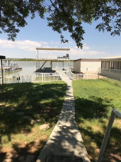 Lake Nasworthy, Lake Nasworthy Group 1, Lake Nasworthy Group 10, Lake Nasworthy Group 15, Lake Nasworthy Group 16, Lake Nasworthy Group 2, Lake Nasworthy Lincoln Pk, Lake Nasworthy Point 1, Lake Nasworthy Red Bluff, Nasworthy 2, Red Bluff Single Family Home For Sale: 2274 Joy Rd