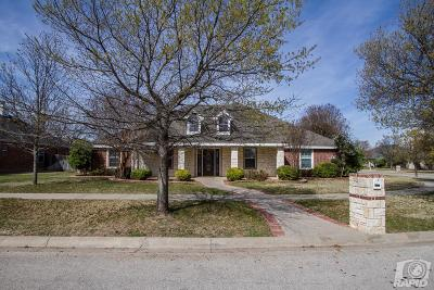 San Angelo Single Family Home For Sale: 6039 Ranch Lane