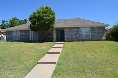 San Angelo Rental For Rent: 3418 Valleyview Blvd