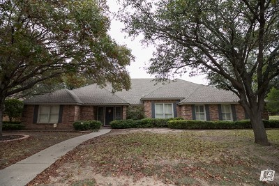 Bentwood Country Club Est Single Family Home For Sale: 5301 Beverly Dr