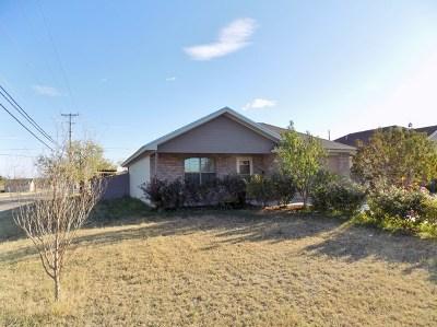 San Angelo Single Family Home For Sale: 2801 Waco St