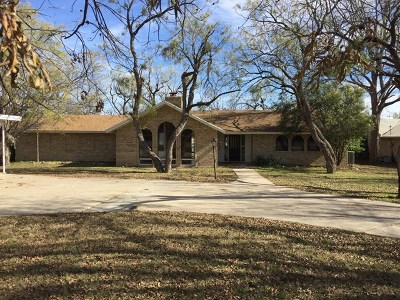 San Angelo Single Family Home For Sale: 1506 S Concho Dr