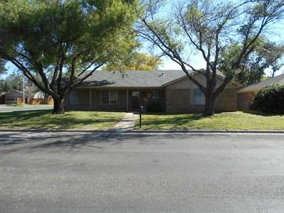 San Angelo Rental For Rent: 3001 Canyon Creek Dr