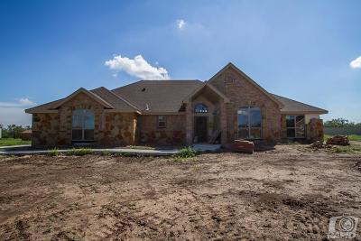 San Angelo Single Family Home For Sale: 3537 Black Buck Trail