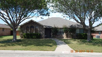 San Angelo Rental For Rent: 3518 Shadyhill Dr