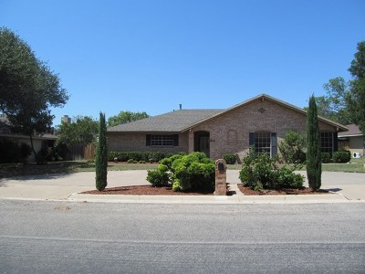San Angelo Rental For Rent: 3106 Sierra Dr