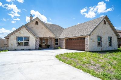 San Angelo Single Family Home For Sale: 1921 Colonial Dr