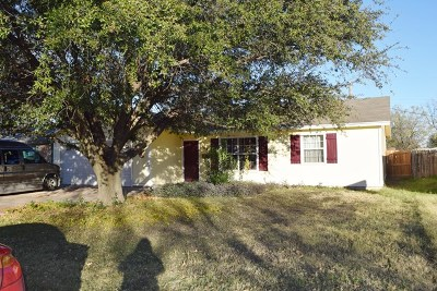 San Angelo Single Family Home For Sale: 1646 Linda Lee Dr