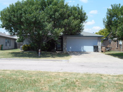 San Angelo Rental For Rent: 2718 Regent Blvd.
