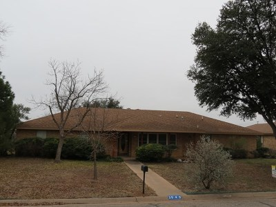 College Hills, College Hills South Single Family Home For Sale: 3849 Hillcrest Dr