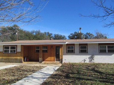 College Hills, College Hills South Single Family Home For Sale: 2502 Tulane St
