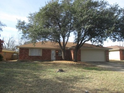 College Hills, College Hills South Single Family Home For Sale: 3313 Westover Terrace Dr