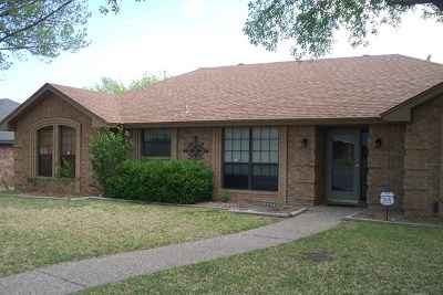 San Angelo Rental For Rent: 3433 Valleyview Blvd