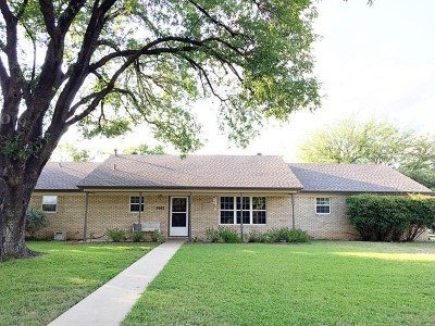College Hills, College Hills South Single Family Home For Sale: 2602 A&m Circle