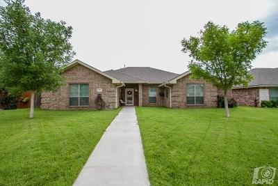 San Angelo Single Family Home For Sale: 4206 Kensington Creek